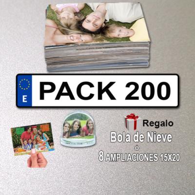 Pack 200